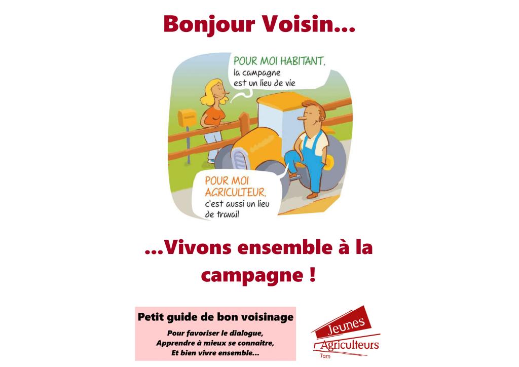 Charte de Bon Voisinage-1