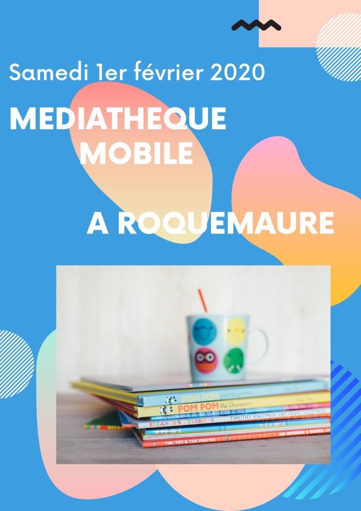 mediatheque mobile a roquemaure